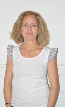 Camiseta Eva flores de colores